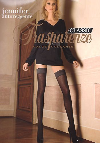 e35000172 Trasparenze Jennifer Merino Wool Hold Ups UK tights Cotton Tights