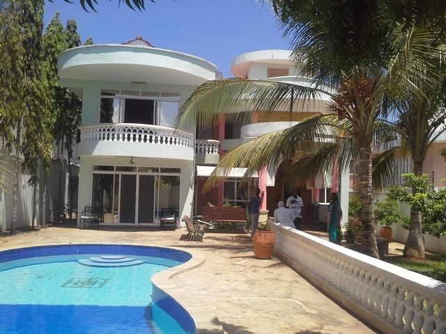 That's a very COMFORTABLE house to rent in #Nyali, #Mombasa