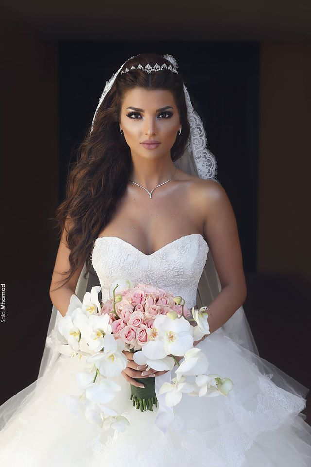 10 Lovely Wedding Hairstyles For Your Big Day Elegant Wedding