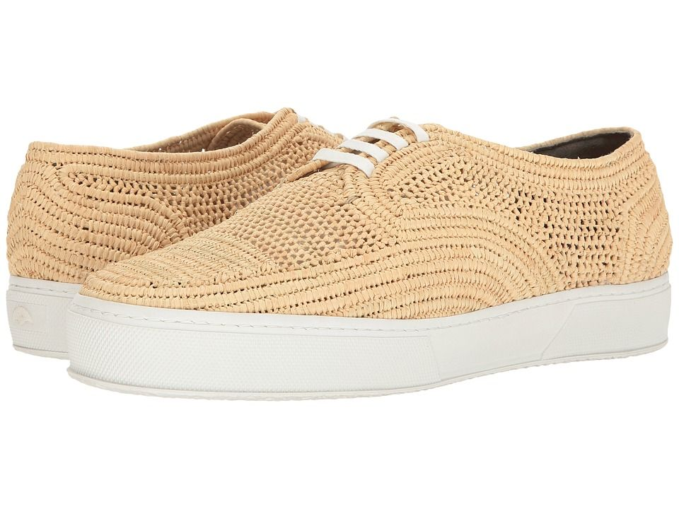 85edbbf9d31 ROBERT CLERGERIE ROBERT CLERGERIE - RAFFIA LOAFER (NATURAL) MEN S LACE UP  CASUAL SHOES.  robertclergerie  shoes