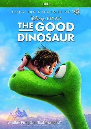 The Good Dinosaur (DVD) | disney Pixar