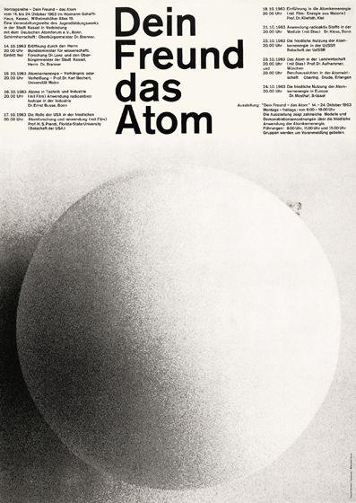 Dein Freund das Atom by Gunter Rambow.