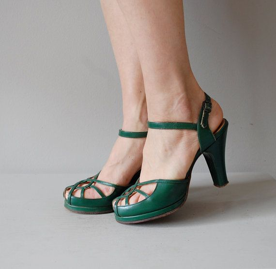 I love these shoes & want a pair. Just wish they were in ...