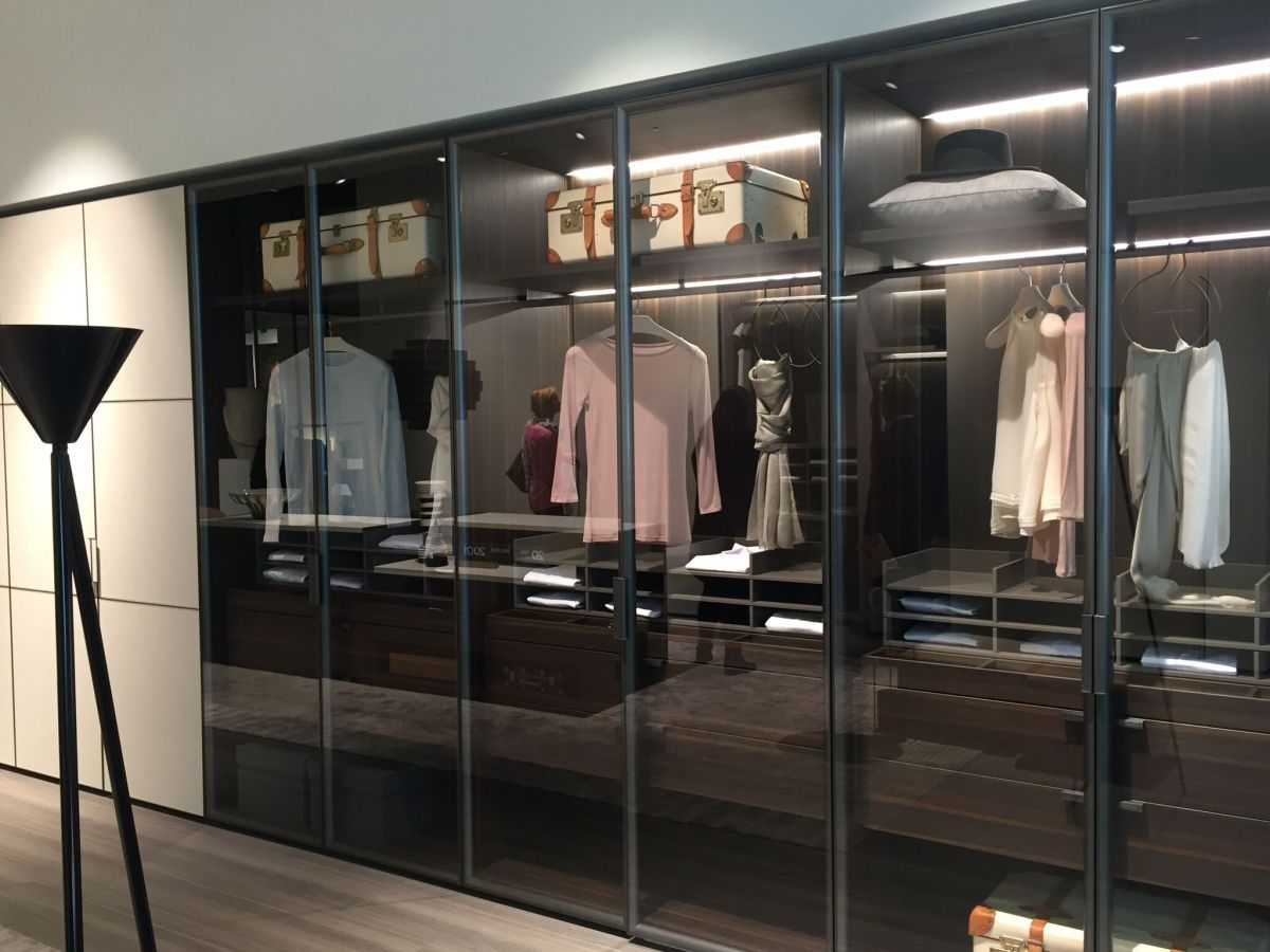 Glass doors for closet room in 2019 Closet Glass