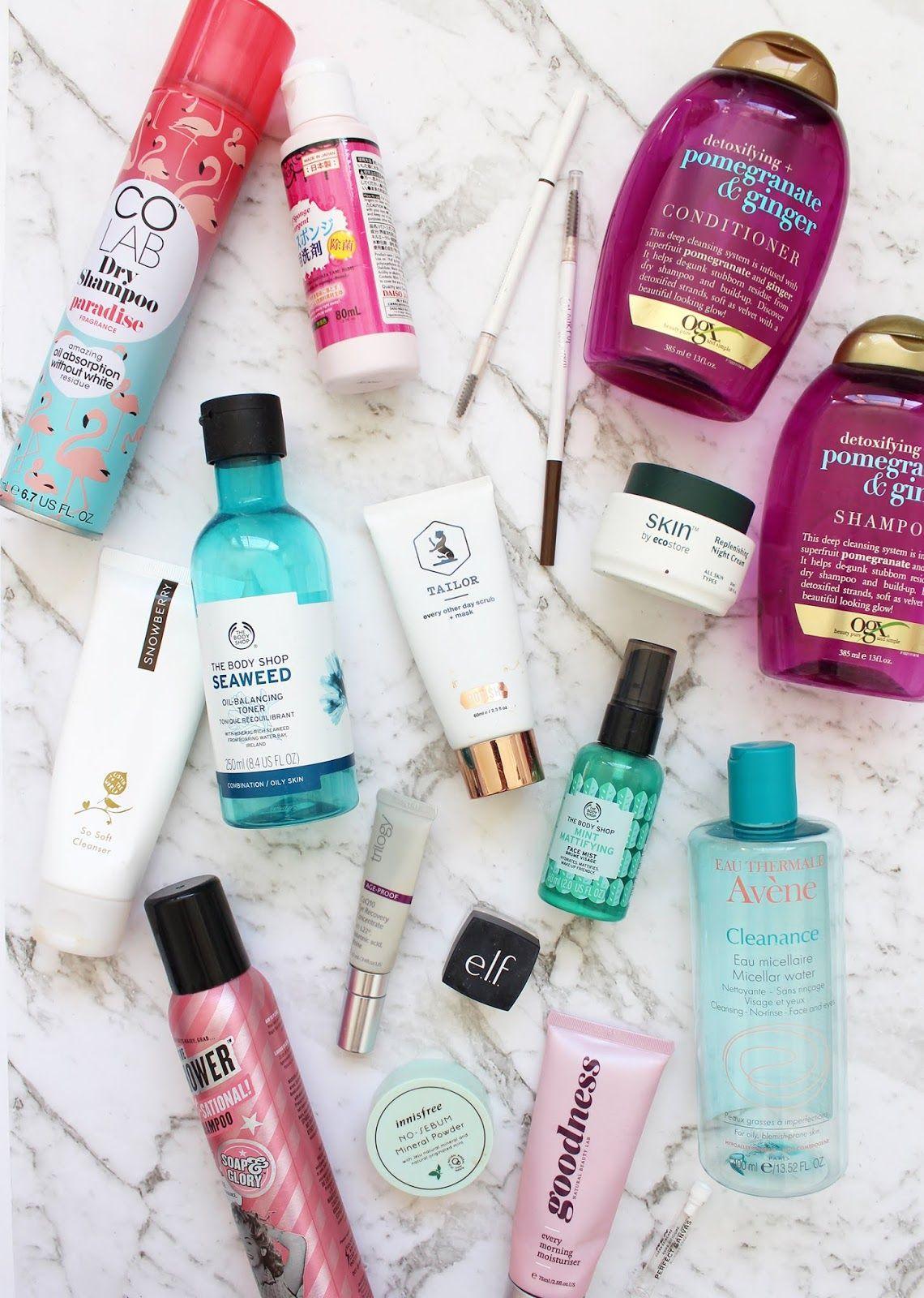 RECENT EMPTIES Good dry shampoo, Dry shampoo, The body shop