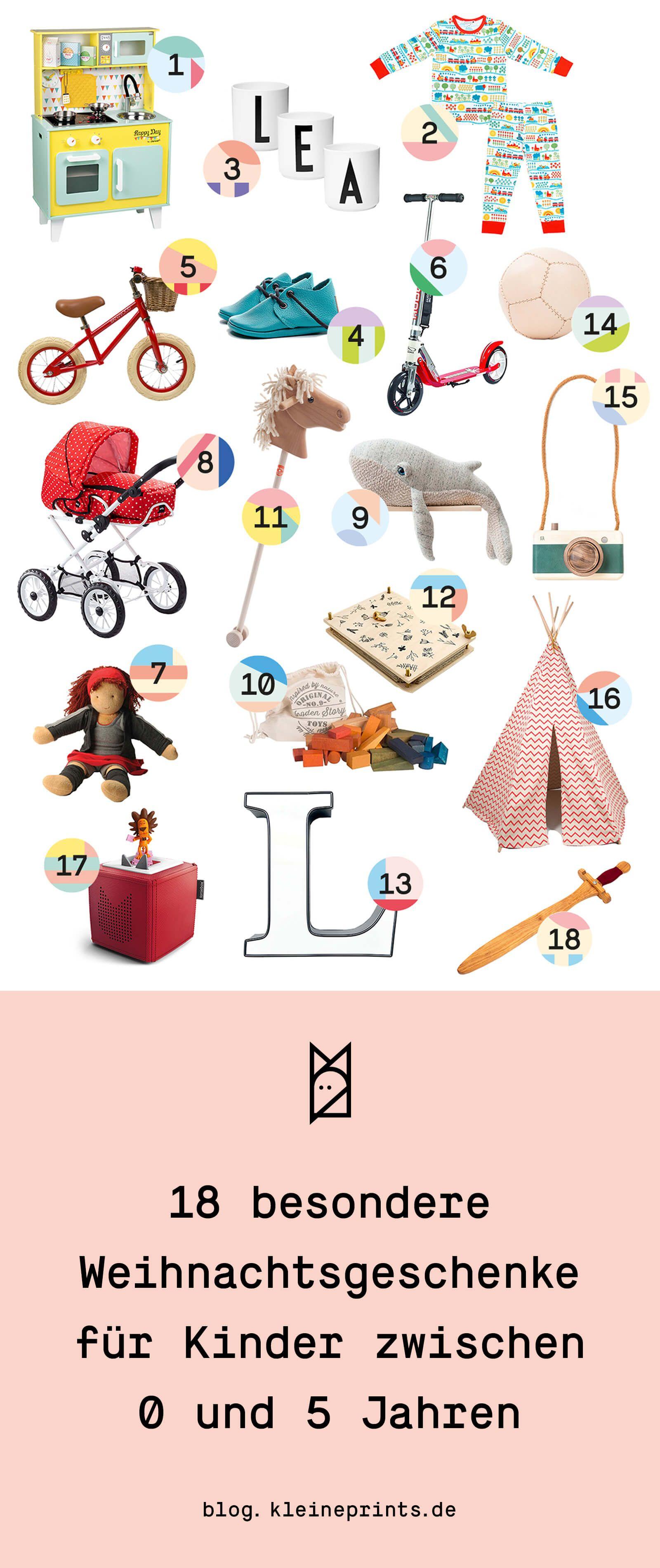 18 besondere Geschenke für Kinder zwischen 0 und 5 Jahren ...