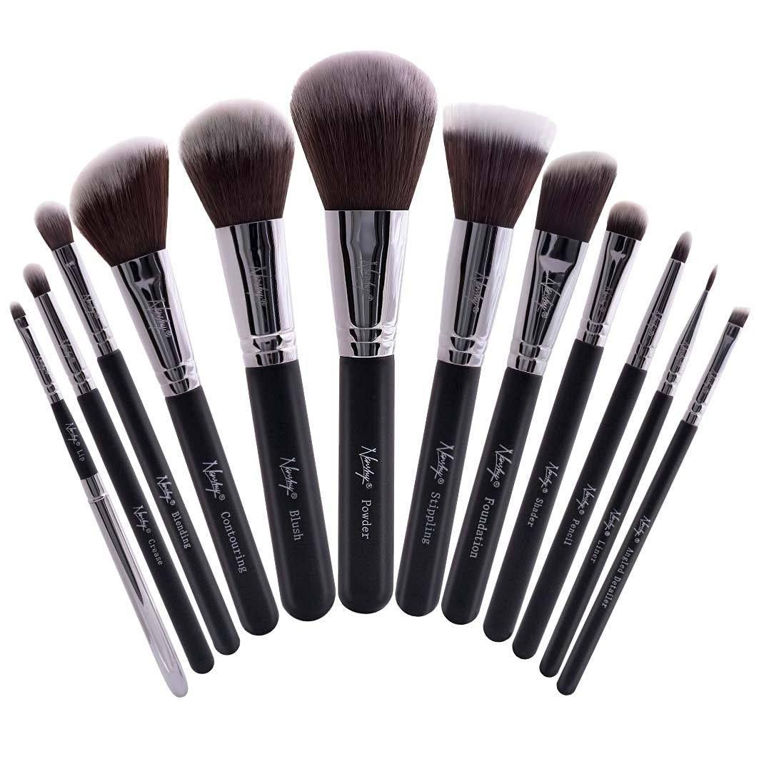 The Best CrueltyFree Vegan Makeup Brushes Makeup brush