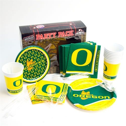 Image detail for -Oregon Ducks Party Pack