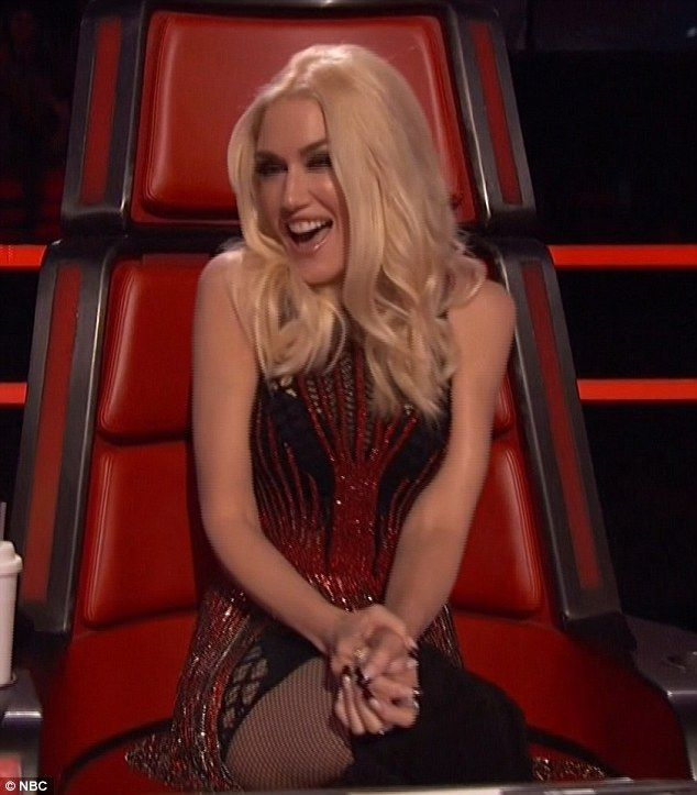 Gwen Stefani's on the voice - Google Search