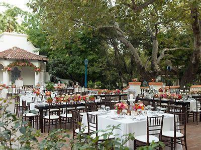 Rancho Las Lomas Orange COunty CA A 750 Security Deposit Is Required To Wedding LocationsWedding Reception VenuesReception