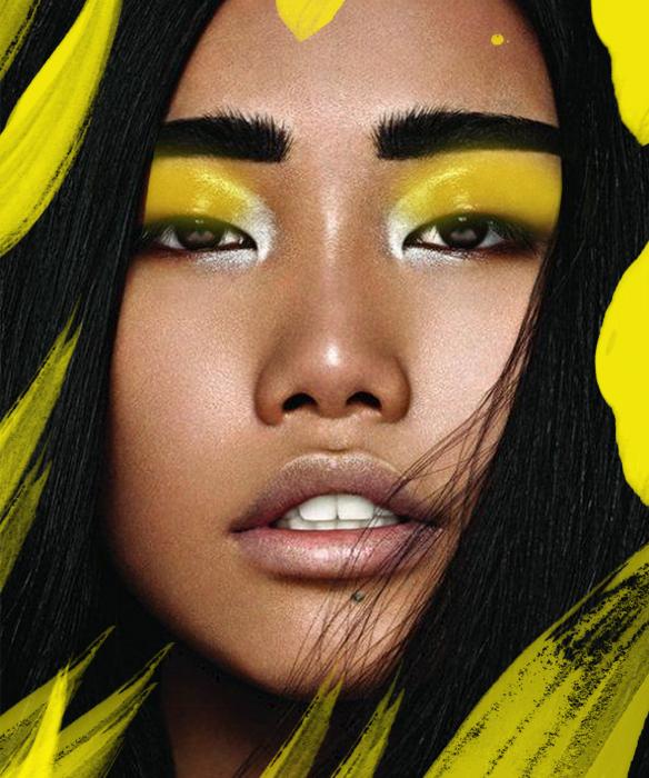 Glossy Lids Makeup Tutorial | Angela Lanter - YouTube
