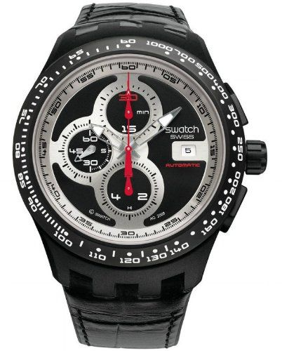 negozio online 70ed8 9a8c8 Swatch Chrono Automatic Collection Right Track SVGB400 ...