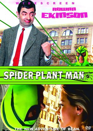 "SHORT FILM! ""SpiderPlant Man"" (2005) Jerry's"