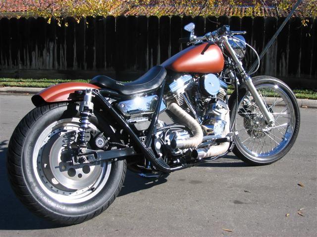 Harley FXR 0014 | Harley FXR | Motorcycle, Harley davidson street