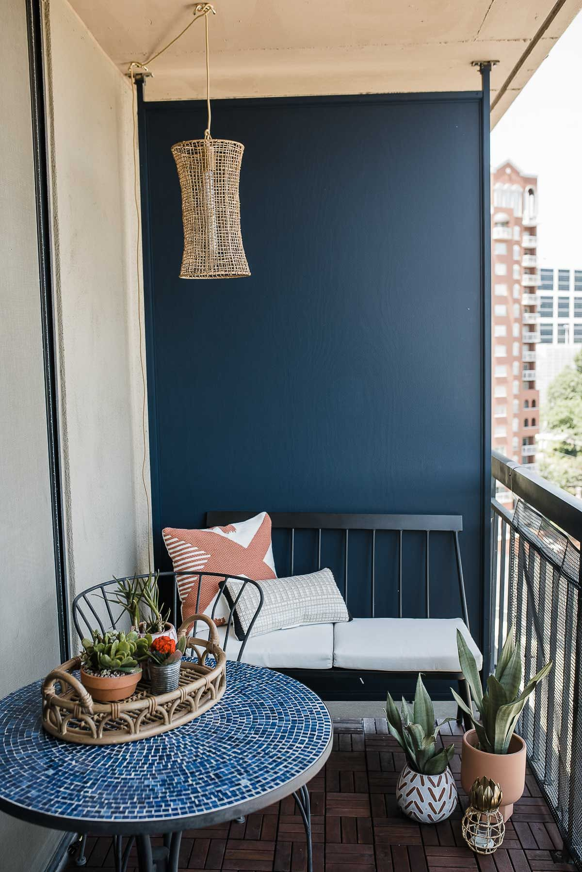 How To Decorate Your Apartment Balcony My Style Vita Apartment
