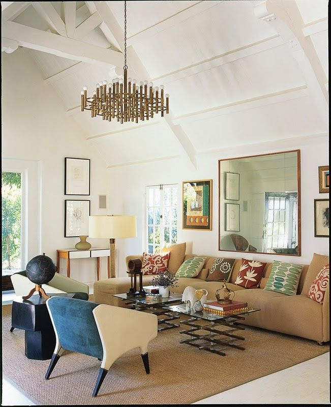 By C Magazine It Is The Home Of Kathleen And Maurizio Almanza The