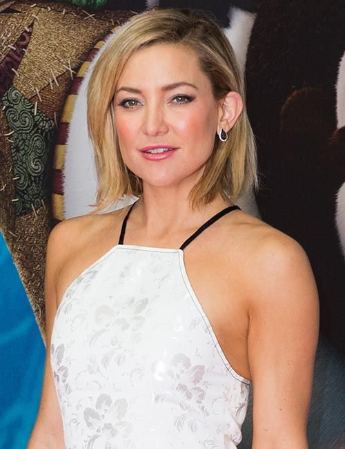 Kate Hudson Reveals Why She Had To Cut Her Hair Into A Bob Hair