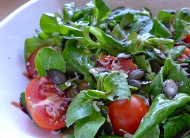 5 заправок для салатов
