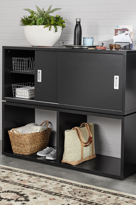 Storage units at home