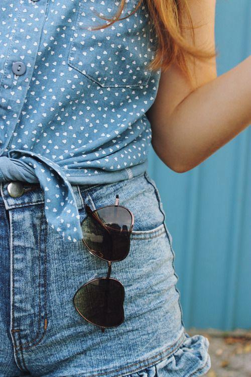 c0837373af96a Cute Metal Heart Shape Love Lolita Sunglasses 8737. I love the outfit