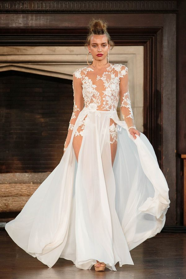 Berta Bridal Fall 2017 Collection | #Wedding #Luxury ...
