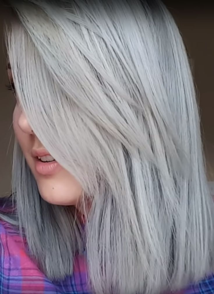 Best Shampoo For Gray Hair Shampoo For Gray Hair Purple Shampoo Natural Gray Hair