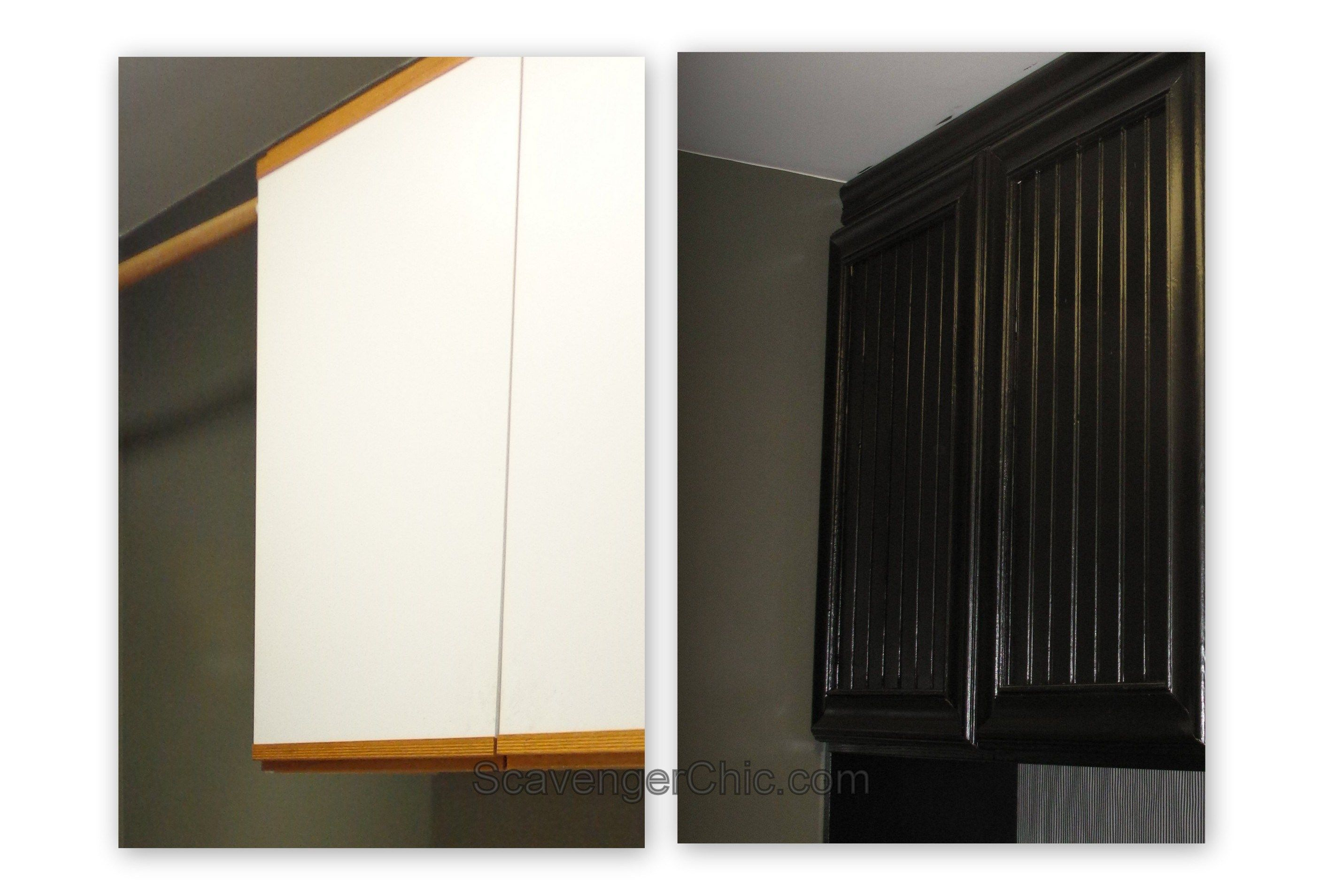 Oak And Laminate Cabinet Refacing Laminate Cabinets