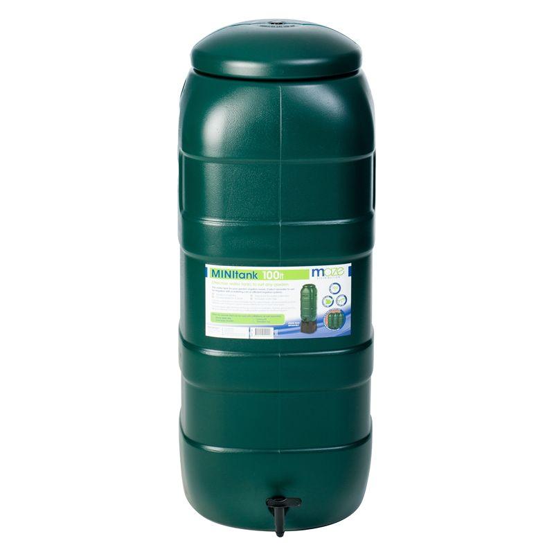 Maze 100l Rainwater Mini Tank Rainwater Rain Water Tank Rainwater Harvesting System