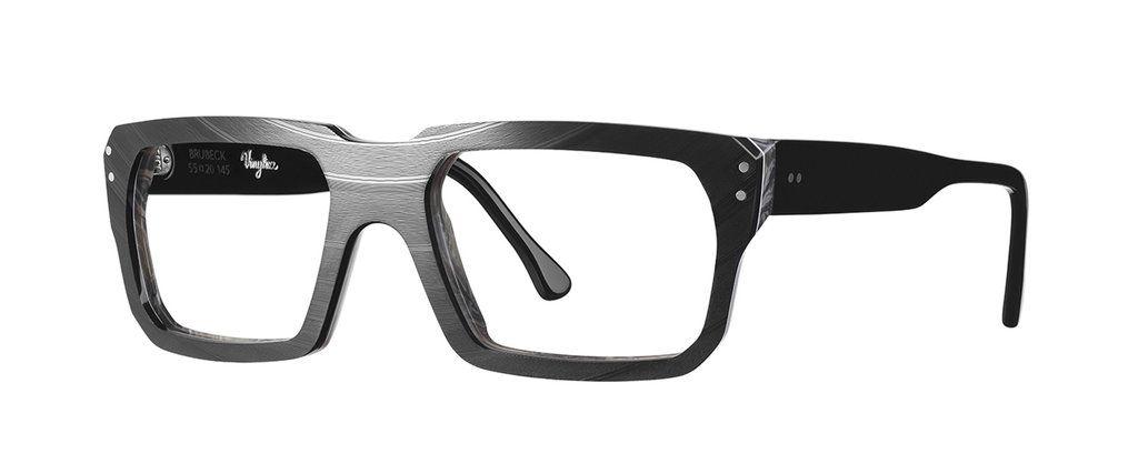 Brubeck Eyewear Optical Lens Square Sunglass