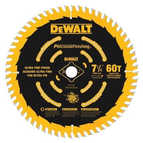 Hundreds Of Options So You Can Find The Right Blade For Your Saw And For The Job Circular Saw Blades Table Saw Blades Sliding Compound Miter Saw
