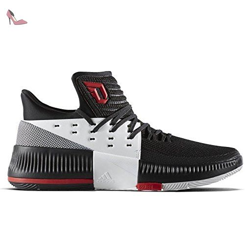 Adidas ti de basket adidas dame 3 in tour pointure