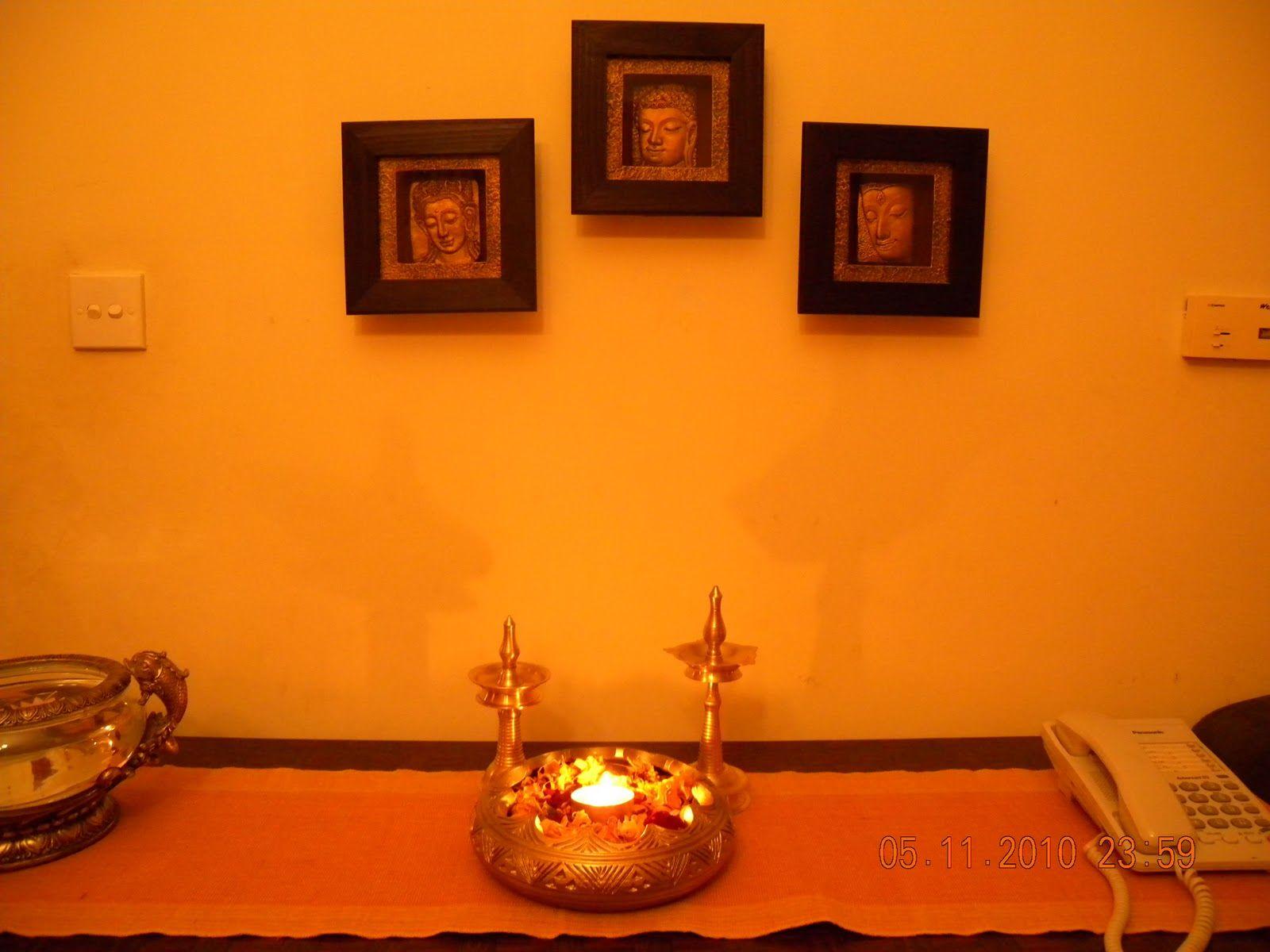 Diwali Home Decoration
