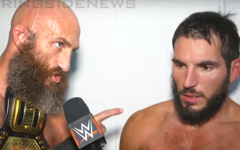 Johnny Gargano Tommaso Ciampa React To Wwe Raw Debut