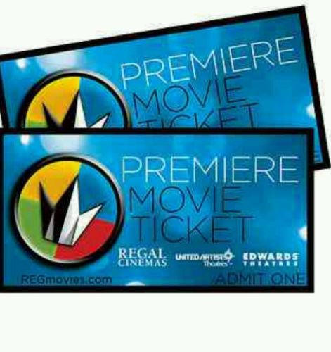 Twenty 20 REGAL UNITED ARTISTS PREMIERE MOVIE TICKETS NO EXPIRATION UNRESTRICTED https://t.co/D4HSU9ZnAn https://t.co/Pg0QyvBT1Z