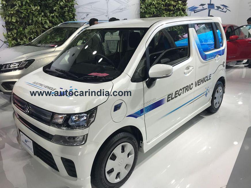 Trending Maruti Suzuki WagonR EV launch in April 2020