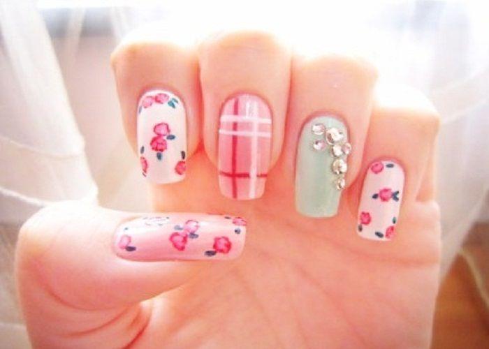 Spring Nail Designs Tumblr Choice Image - Nail Art and Nail Design ...