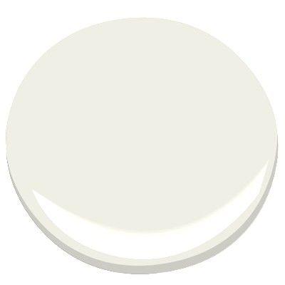 White Dove, Benjamin Moore, best white