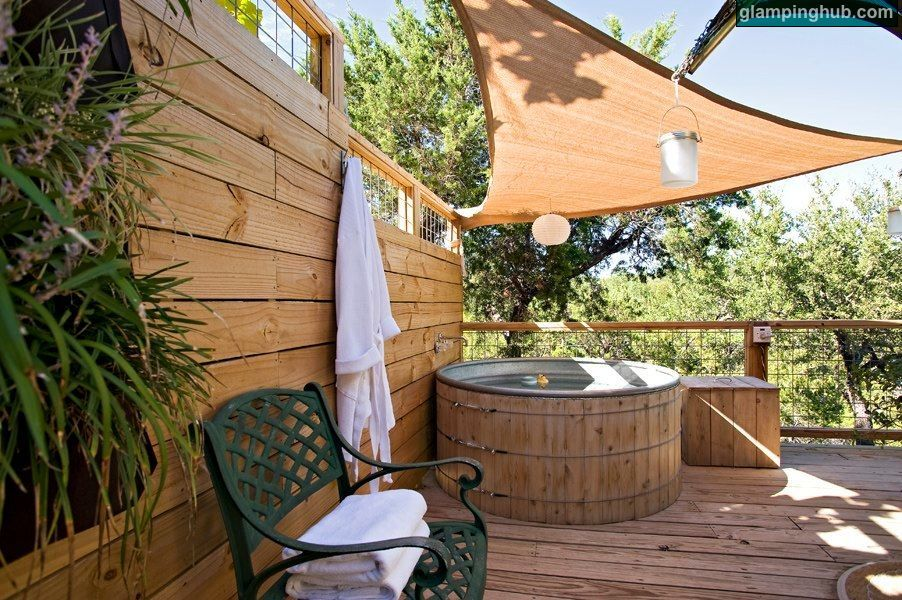 Romatic luxury tents Texas Hill Country   safari glamping ...