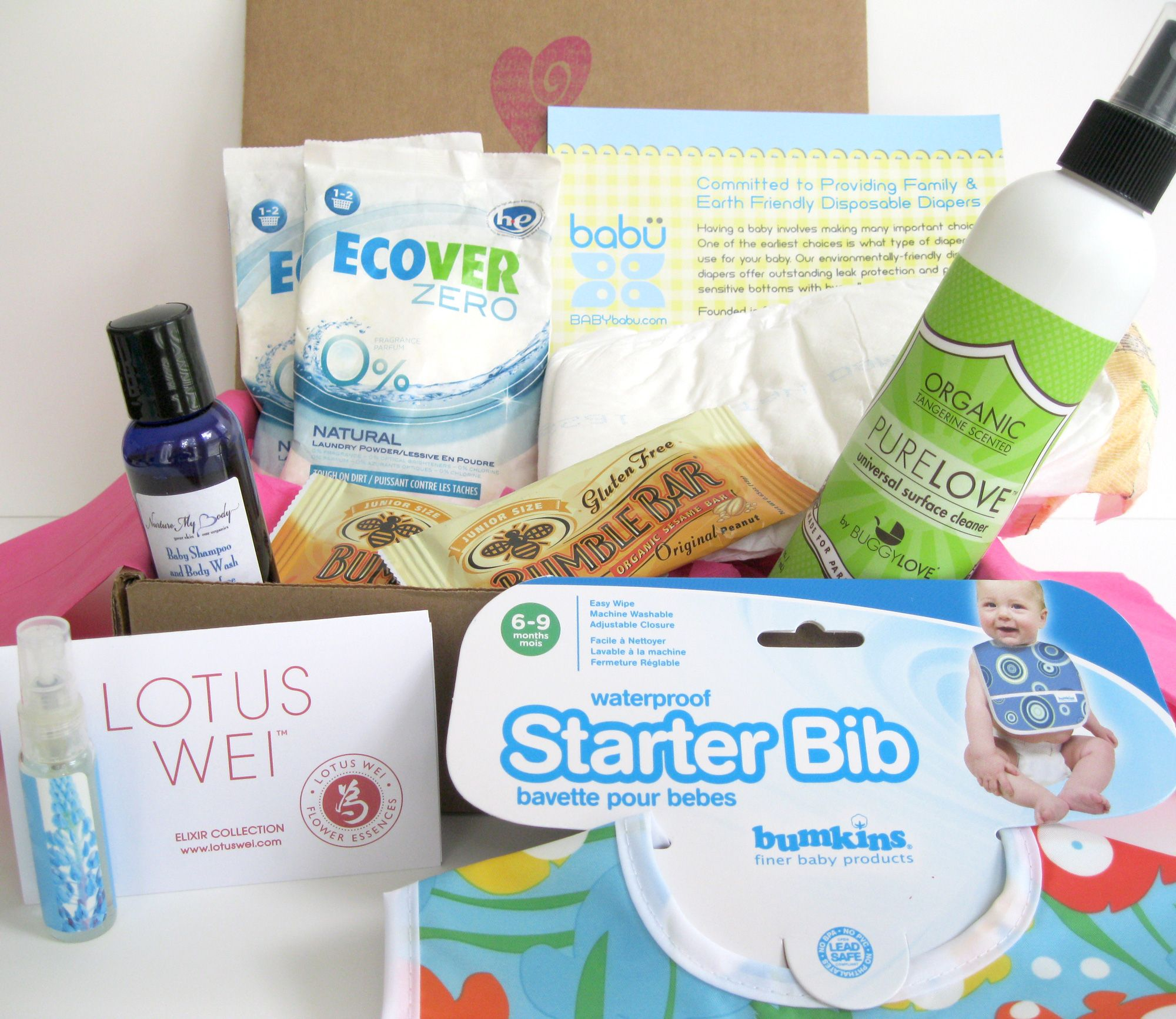The Eco Baby Box Is A Fun And Smart Way