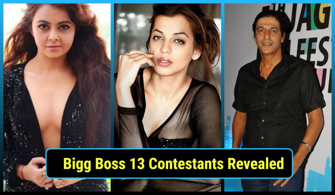 The Names Of The Bigg Boss 13 Contestants Revealed Check