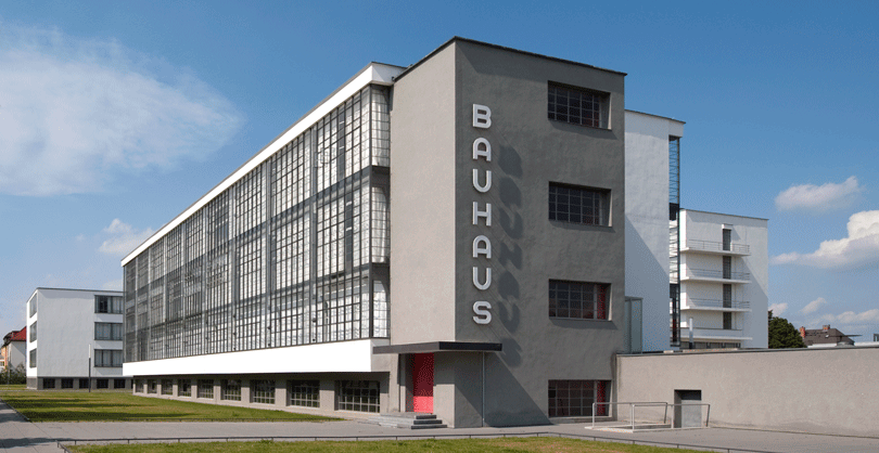 BAUHAUS Dessau 1925, Walter Gropius Bauhaus architecture