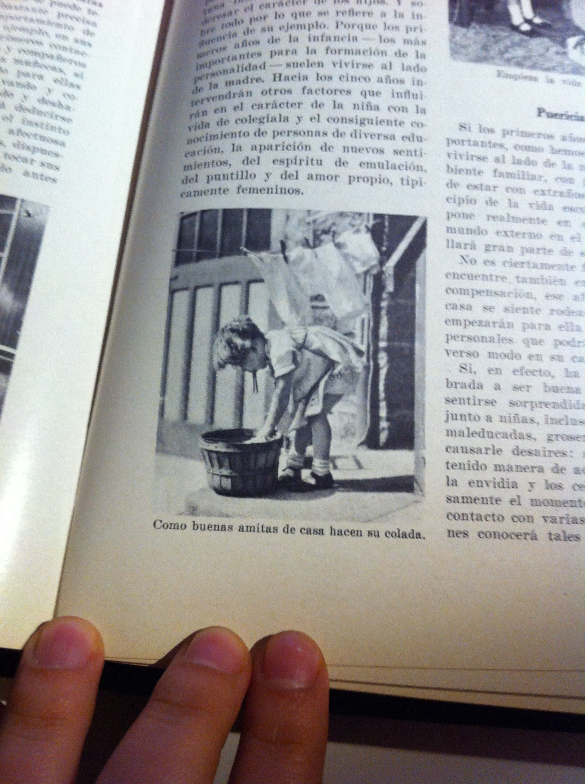 Enciclopedia Moderna Femenina, 1958.