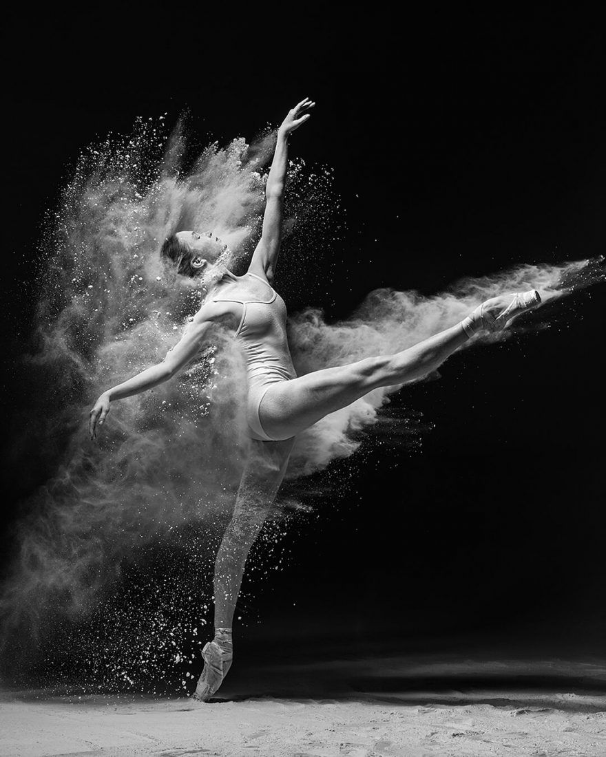Black and white ballet photography by alexander yakovlev art
