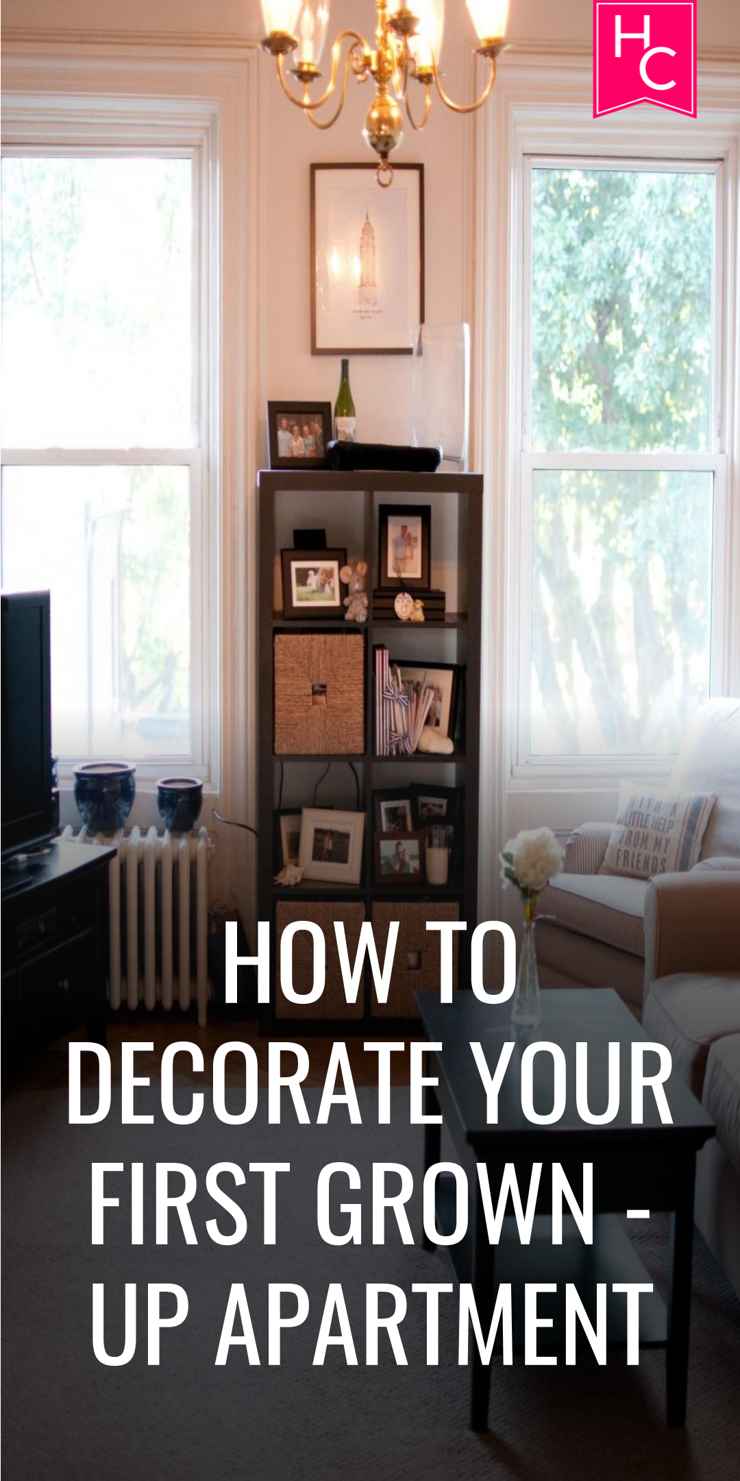 Decorate Your First Grown Up Apartment