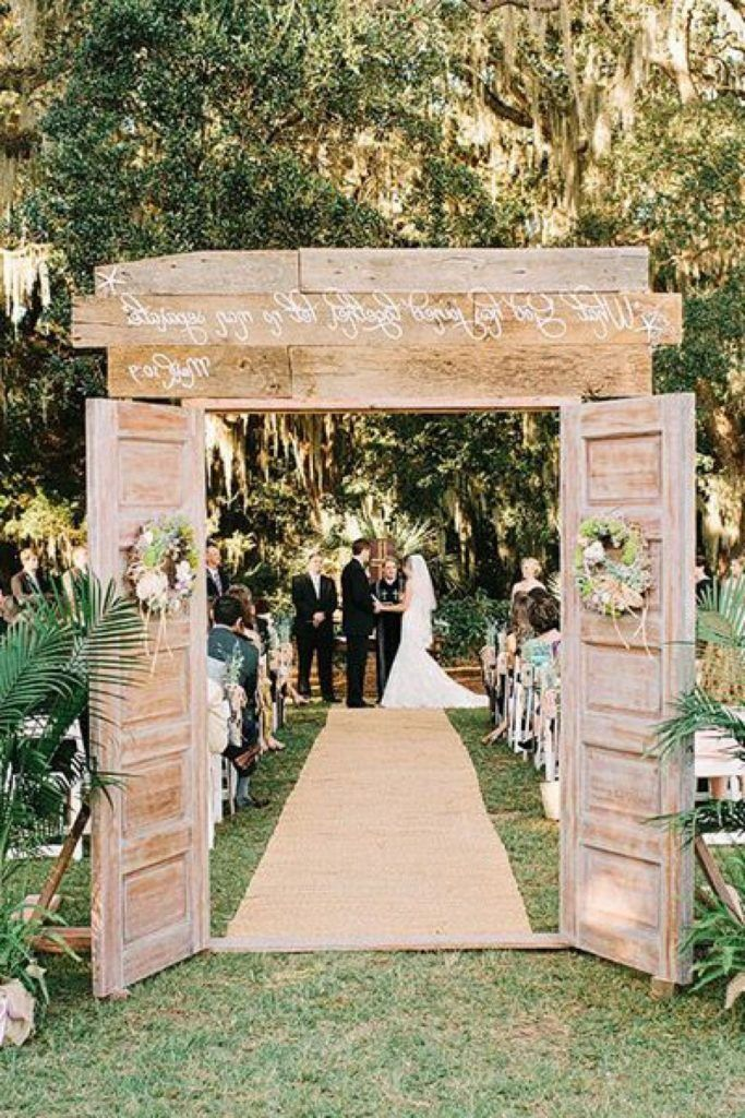 20 Country Wedding Ideas For Your Dream Wedding