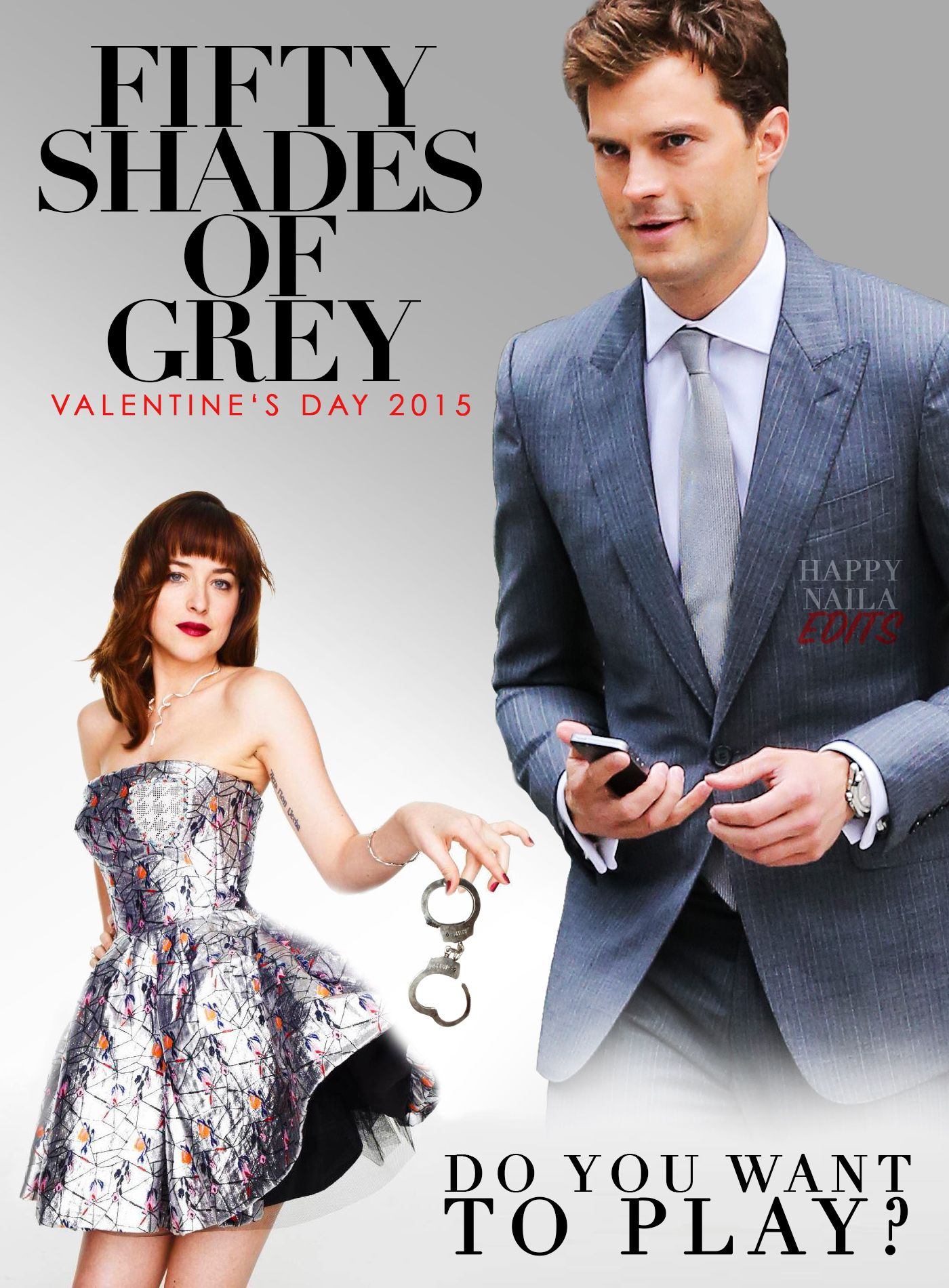 Do you want to play? #FiftyShades   Fifty shades of grey