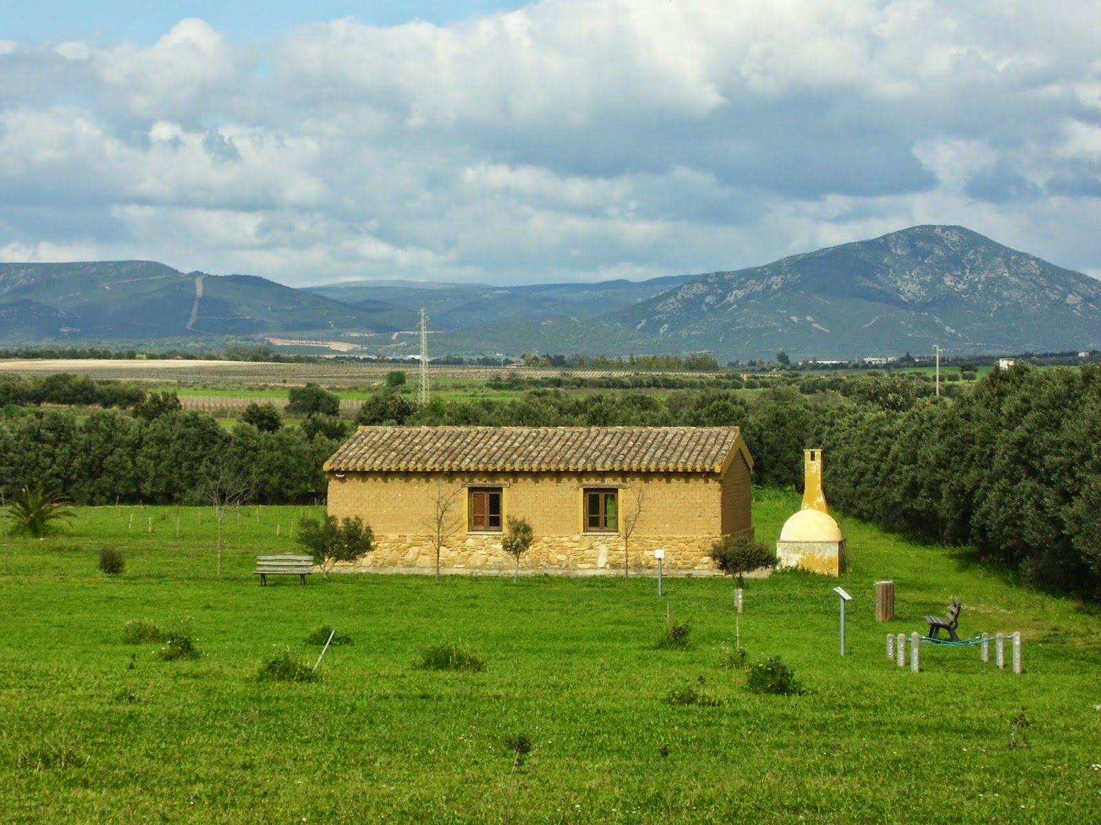 Case Di Mattoni Di Fango : Travelogue sardinia serdiana santa maria di sibiola e dintorni