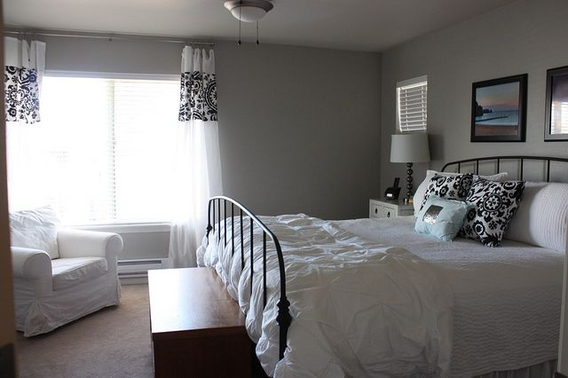 Img 1650 By Beingbrook Via Flickr Mindful Gray Master Bedroom Colors Mindful Gray Sherwin Williams