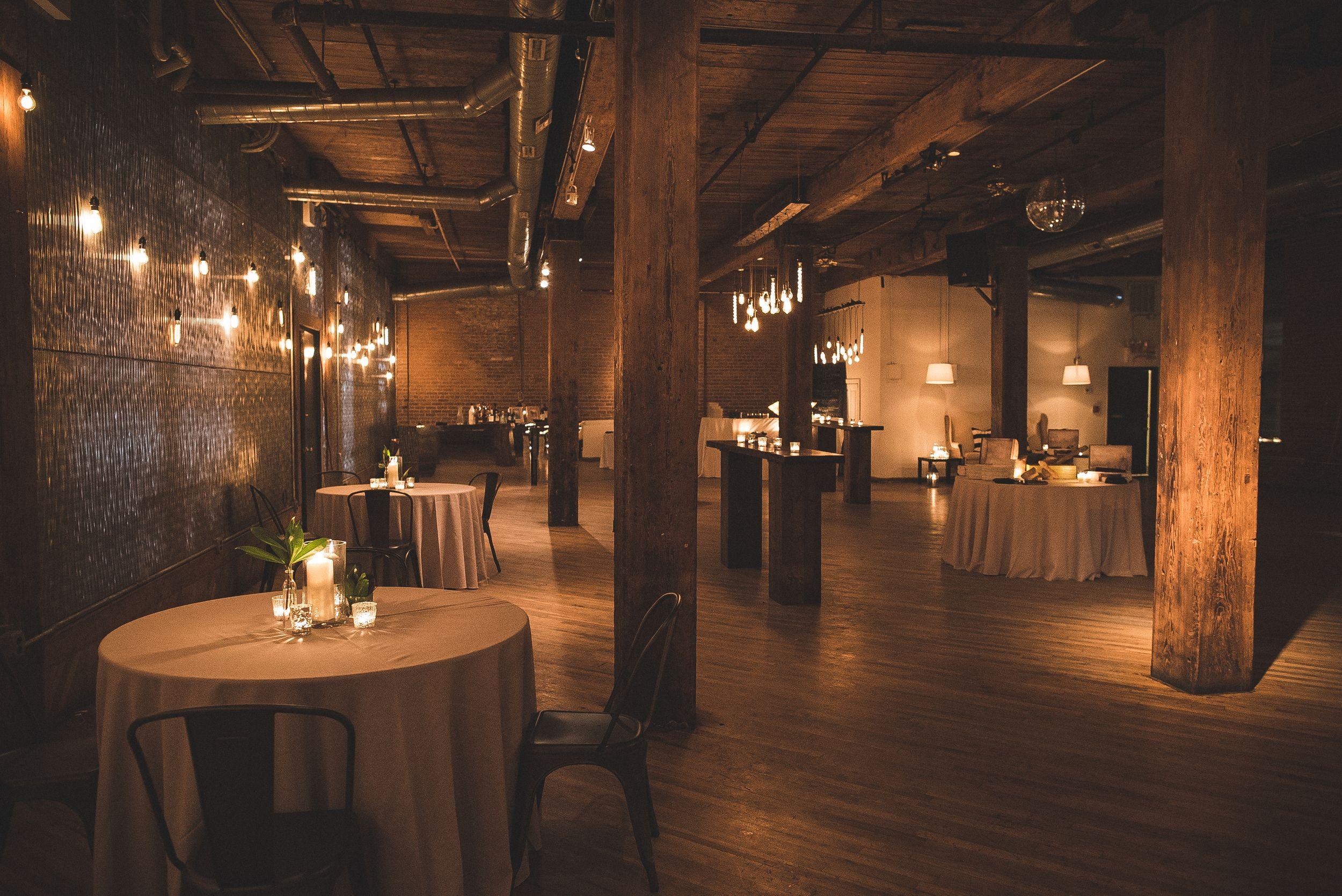 RW Dumbo Loft Event planning, Event planning tips