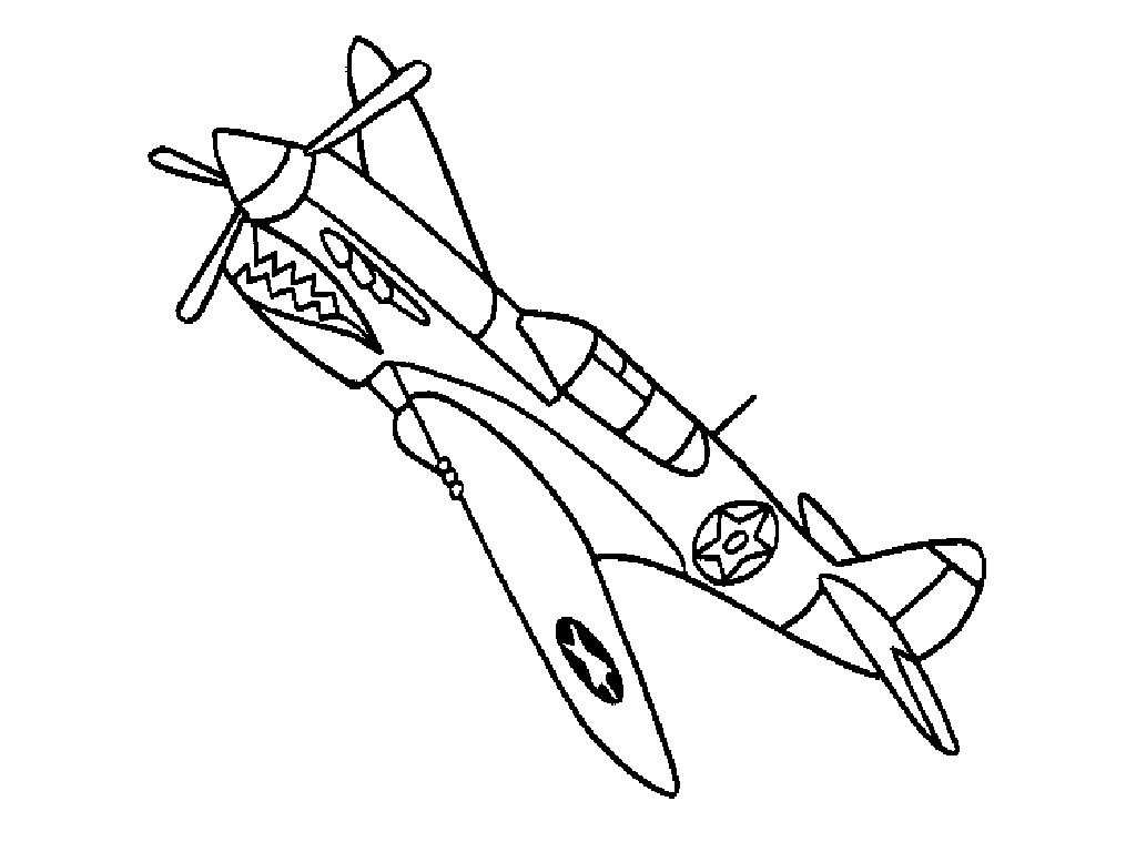 p 51 mustang coloring page world war 2 planes pages 8 ...
